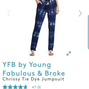 Young Fabulous & Broke Other - YFB young fabulous and broke jumpsuit